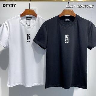 ディースクエアード(DSQUARED2)のDSQUARED2(#139)2枚9000 Tシャツ 半袖 M-3XLサイズ選択(その他)