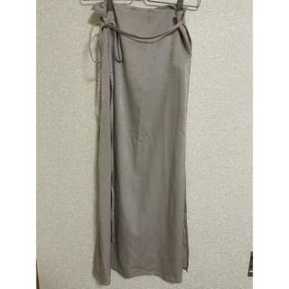 IENA SLOBE - IENA スカート