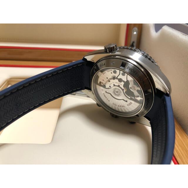 OMEGA(オメガ)の美品⭐︎オメガ プラネットオーシャン クロノグラフ メンズの時計(腕時計(アナログ))の商品写真