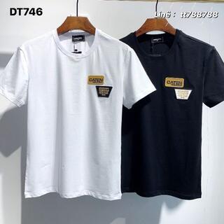 ディースクエアード(DSQUARED2)のDSQUARED2(#140)2枚9000 Tシャツ 半袖 M-3XLサイズ選択(その他)