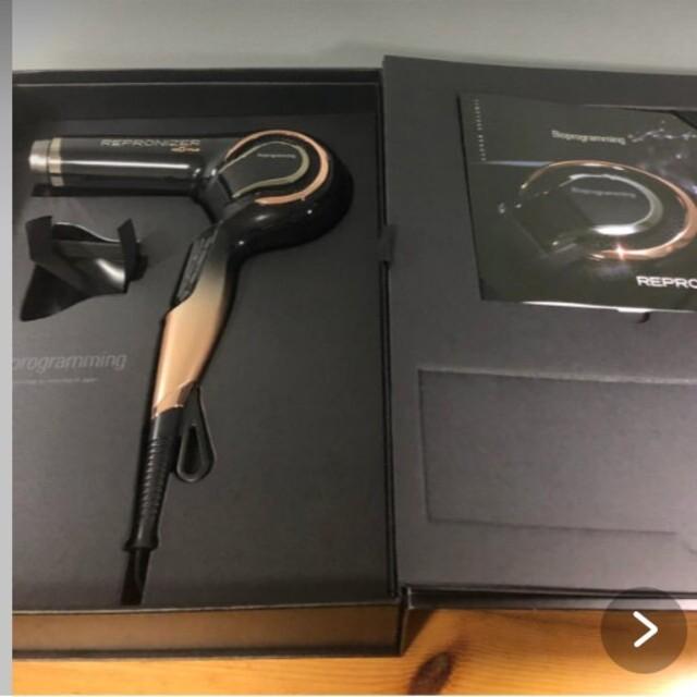 Lumiere Blanc(リュミエールブラン)の新品 レプロナイザー 7Dplusドライヤー スマホ/家電/カメラの美容/健康(ドライヤー)の商品写真