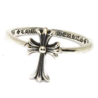 クロムハーツ(Chrome Hearts)のChrome Hearts クロムハーツ 指輪 十字架(リング(指輪))