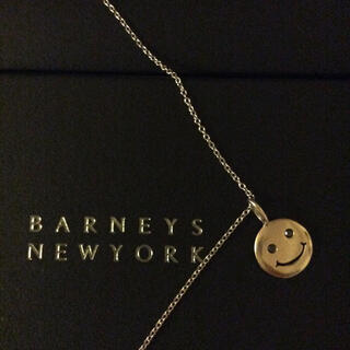 バーニーズニューヨーク(BARNEYS NEW YORK)の限定品✨studio waterfall ネックレス(ネックレス)