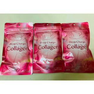 ファンケル(FANCL)のFANCL Deep Charge Collagen 180粒×3袋(コラーゲン)