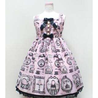 アンジェリックプリティー(Angelic Pretty)のsweet girl room ジャンパースカート(その他)