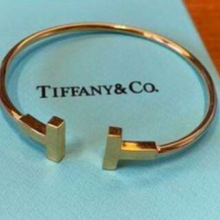 Tiffany & Co. - 【最終値下げ!!】Tiffanyティファニー ワイヤーブレスレット