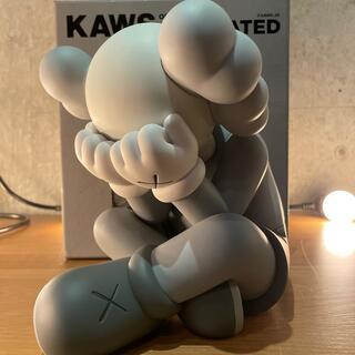 MEDICOM TOY - 【新品未使用】KAWS SEPARATED gray