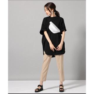 ジーナシス(JEANASIS)の美品 ジーナシス ロングTシャツ (Tシャツ(半袖/袖なし))