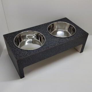 【犬・猫用】エサ入れ・エサ受け・フードテーブル・フードボウル206