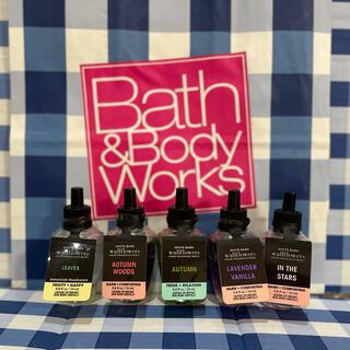 バスアンドボディーワークス(Bath & Body Works)のバスアンドボディワークス ウォールフラワー リフィルセット(アロマオイル)