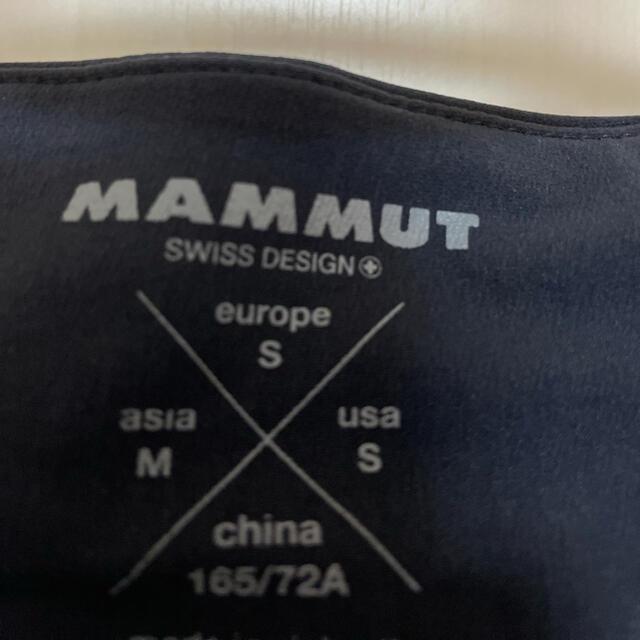 Mammut(マムート)のMammut ソフトシェルパンツ スポーツ/アウトドアのアウトドア(登山用品)の商品写真