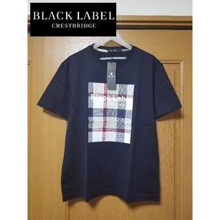 ブラックレーベルクレストブリッジ(BLACK LABEL CRESTBRIDGE)の【新品】BLACK LABEL ブラックレーベルクレストブリッジ Tシャツ L(Tシャツ/カットソー(半袖/袖なし))