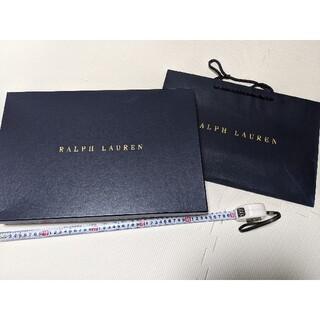 ラルフローレン(Ralph Lauren)のラルフローレン RALPH LAUREN ポロ ブランド 箱 ショ袋(ショップ袋)