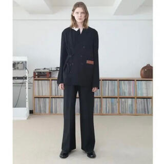 SUNSEA - SUNSEA SNM Blue2 Wide Straight Pants20ss