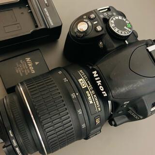 Nikon - Nikon D3100 標準レンズセット