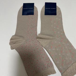 ラルフローレン(Ralph Lauren)のラルフローレン 靴下 ブランドソックス レディース 婦人 ショートソックス (ソックス)