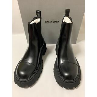 Balenciaga - 新品【 Balenciaga 】Tractor 20mm Boots 43