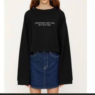 スライ(SLY)のⅠ スライ 未使用タグ付き 長袖Tシャツ ロンT カットソー(Tシャツ(長袖/七分))