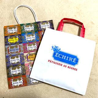 クスミティ エシレ ショップ紙袋セット(ショップ袋)