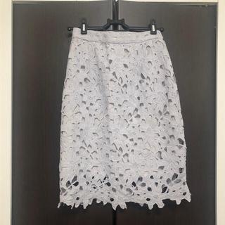 ロジータ(ROJITA)のロジータ レースタイトスカート 2枚セット(ひざ丈スカート)