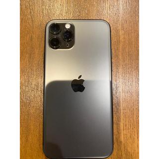 iPhone - iPhone 11 Pro スペースグレイ 256 GB au