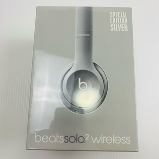 Beats by Dr Dre - 新品未開封 Beats by Dr.Dre Solo2 Wireless