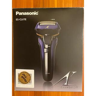 Panasonic - [未使用品 保証書付]パナソニックラムダッシュ ES-CLV7E-A シェーバー
