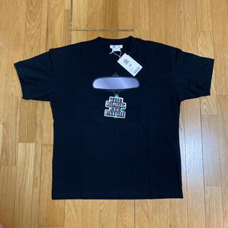 エイチアンドエム(H&M)のH&M BLACK EYE PATCH Tシャツ ブラックアイパッチ(Tシャツ/カットソー(半袖/袖なし))
