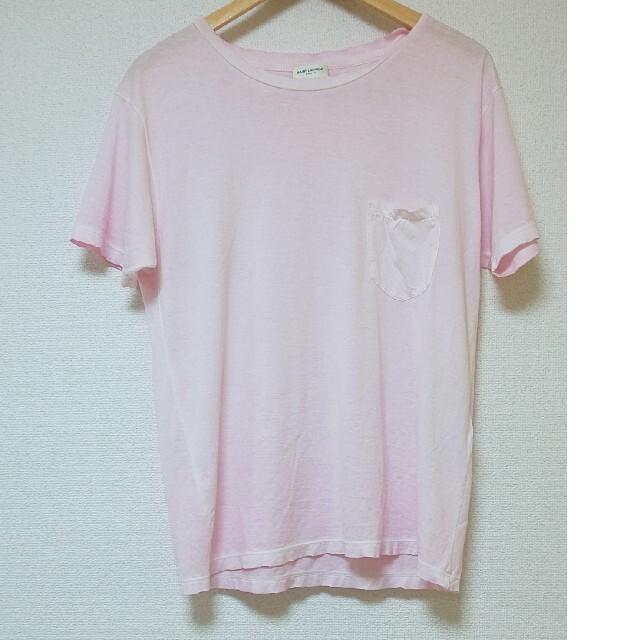 Saint Laurent(サンローラン)のみんな大好き‼️SAINT LAURENT サンローラン Tシャツ メンズのトップス(Tシャツ/カットソー(半袖/袖なし))の商品写真