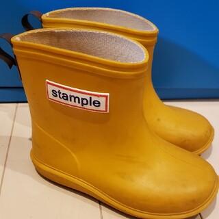 プティマイン(petit main)のスタンプル 長靴 14センチ(長靴/レインシューズ)