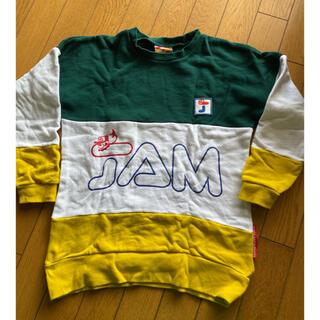 JAM - JAM トレーナー 140