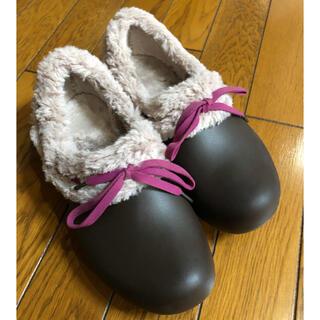 クロックス(crocs)のクロックス★グレーテルW7(サンダル)