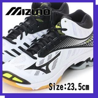 ミズノ(MIZUNO)のMIZUNO   Z4 MID 23.5cm【最終値引】メンズ&レディース(バレーボール)