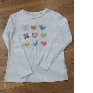 サンカンシオン(3can4on)の3can4on  長袖カットソー  140(Tシャツ/カットソー)