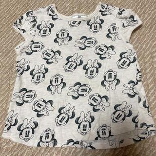エイチアンドエム(H&M)のH&M 半袖Tシャツ ミニーちゃん(Tシャツ)