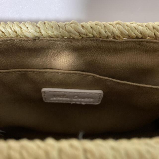 Mila Owen(ミラオーウェン)のMila Owen ミラオーウェン かごバッグ レディースのバッグ(かごバッグ/ストローバッグ)の商品写真