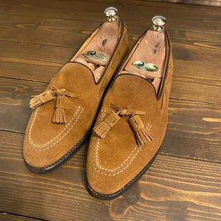 REGAL - リーガル タッセルローファー スエード メンズ 25 革靴