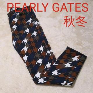 PEARLY GATES - PEARLY GATES パーリーゲイツ ゴルフパンツ 5号(L)