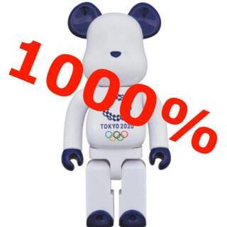 メディコムトイ(MEDICOM TOY)のBE@RBRICK 1000% 東京 2020 オリンピック エンブレム(フィギュア)