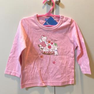 familiar - ファミリア Tシャツ 新品未使用タグ付き