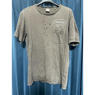 ナンバーナイン(NUMBER (N)INE)の初期 ナンバーナイン シガレット T サイズ3 美品(Tシャツ/カットソー(半袖/袖なし))