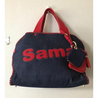 サマンサタバサ(Samantha Thavasa)の、Samantha Thavasa / ラップド サマタバトート 小(トートバッグ)