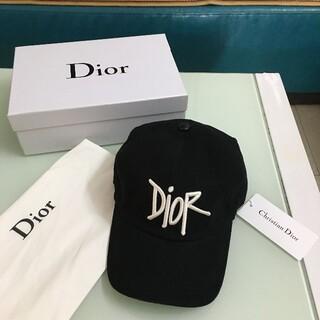 Christian Dior - 美品 DIOR キャップ