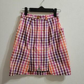 ヴィヴィアンウエストウッド(Vivienne Westwood)のVivienne Westwood スカート(ミニスカート)