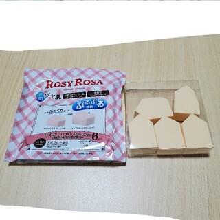 rosy rosa ジェリータッチ スポンジ