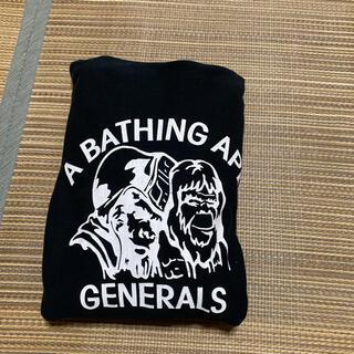アベイシングエイプ(A BATHING APE)の初期 APE BAPE KAWS generals パーカー ジェネラルズ L(パーカー)