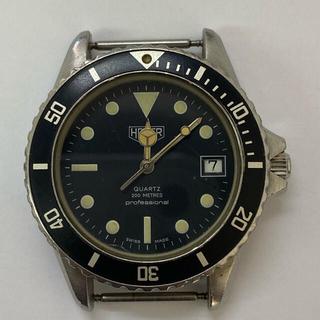 タグホイヤー(TAG Heuer)のホイヤー 旧ロゴ クォーツ ケースのみ(腕時計(アナログ))