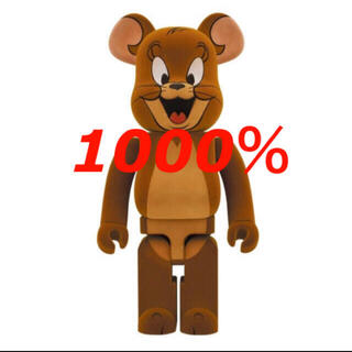 BE@RBRICK TOM AND JERRY フロッキー Ver. 1000%
