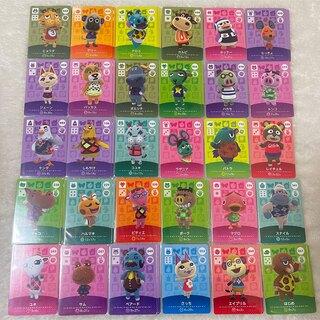 ニンテンドウ(任天堂)の1枚100円‼️amiiboカード バラ売り 一覧(カード)