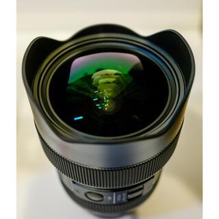 シグマ(SIGMA)の美品 SIGMA Art 14-24mm F2.8 DG DN(ソニーE用)(レンズ(ズーム))